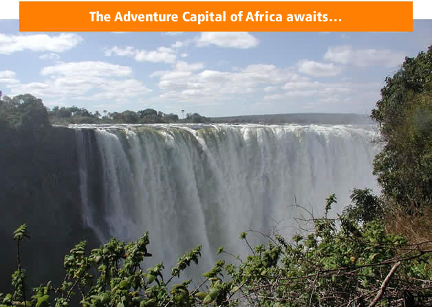 The Adventure Capital of Africa awaits…