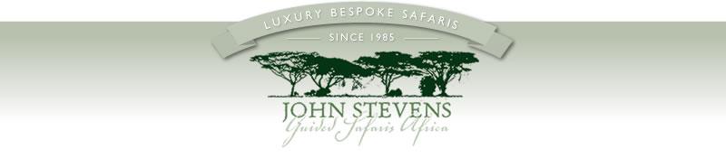 John Stevens Safaris - Guided Safaris Africa
